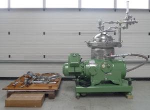 Used Westfalia SAMR 3036 Centrifuge / separator