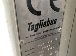 Tagliabue TAG 112 Wide belt sander
