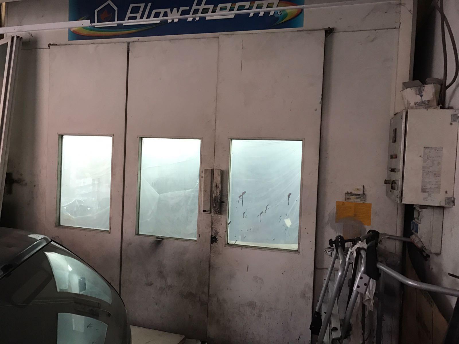 Cabine de peinture blowtherm estra machines d 39 occasion exapro - Cabina pintura ocasion ...