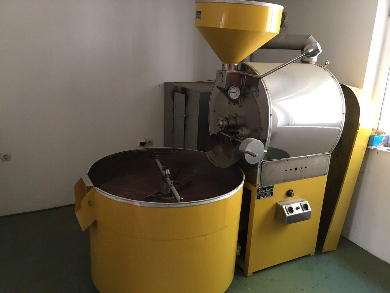 Used Has Garanti 30 Coffee roaster - Exapro
