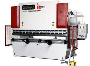 Sams Dener DMP SM 120-30 Abkantpresse CNC/NC