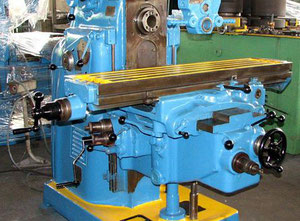 Cincinnati No. 2 Horizontal milling machine
