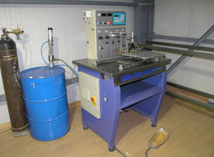 DOMES MACHINE WITH DRYER