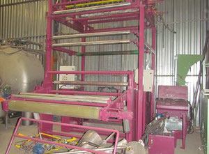 Küsters 180 cm Dyeing machine
