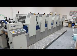 Adast 557 5 Farben Offsetdruckmaschine