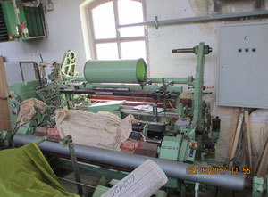 Dornier HTV 8 / J Loom with jacquard