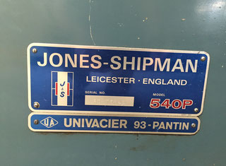 Jones Shipman 540P P70710079