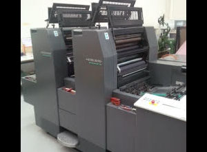 Heidelberg SM 52 Offset two colours