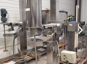 Mixel 1 MM T 180 Multishaft and Planetary Mixer