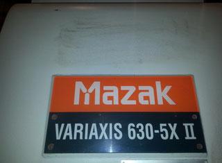 Mazak VARIAXIS 630 5X II P70711153