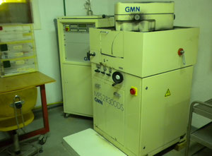 Used GMN MPS 2 R300 DS Wafer machine
