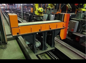 BEAM-MASTER W24X45 The automated steel beam assembler