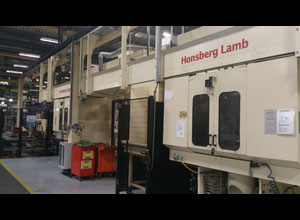 Centrum obróbcze poziome Honsberg-Lamb Mach 1-630