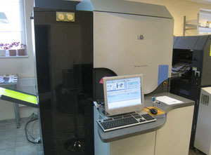 Digitální tiskový stroj HP 3050