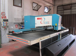 Imac HP1250SR Punching machine / nibbling machine with CNC