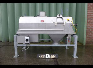 Used Spiromatic Spirosift SS 6000 CL separator