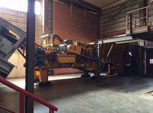 Cbi Magnum Force 6800 S Wood chipping machine