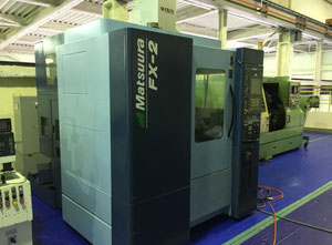Matsuura FX-2 CNC High Speed Vertical Machine Center
