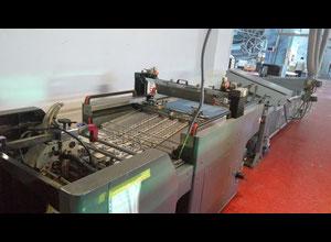 China 70 cm x 50 cm Siebdruckmaschine