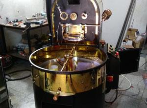 Turkish RSD 15 Röstmaschine
