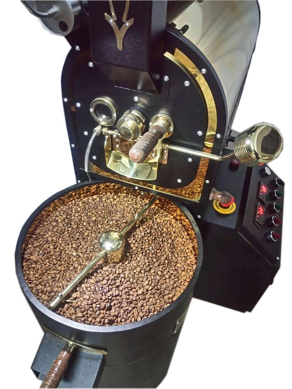 Macchina per la torrefazione del caffè Turkish 1.5 Kg ...