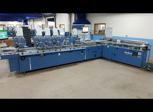 Buhrs BB700 envelope inserting system - kuvertiersystem