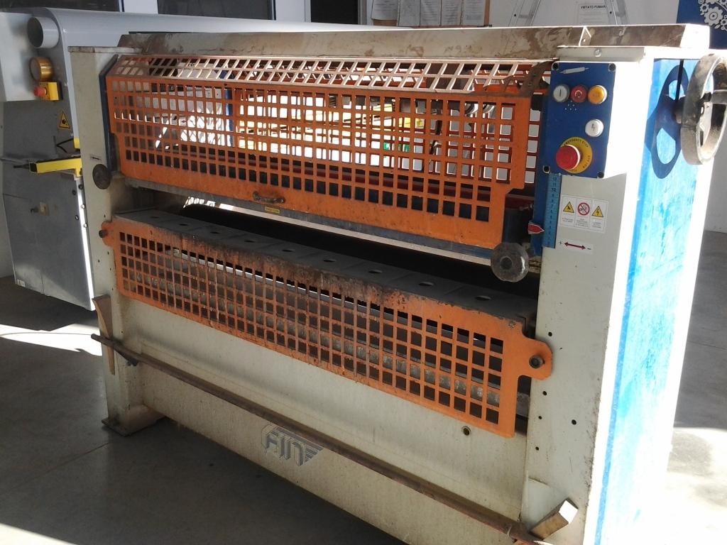 FIN SC 2R 1300 Gluing machine - Exapro