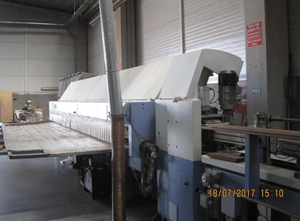 Spanevello Heron/ AUT Finger Joint machine