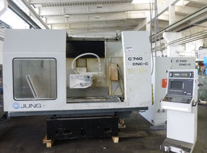 Jung C740C Surface grinding machine