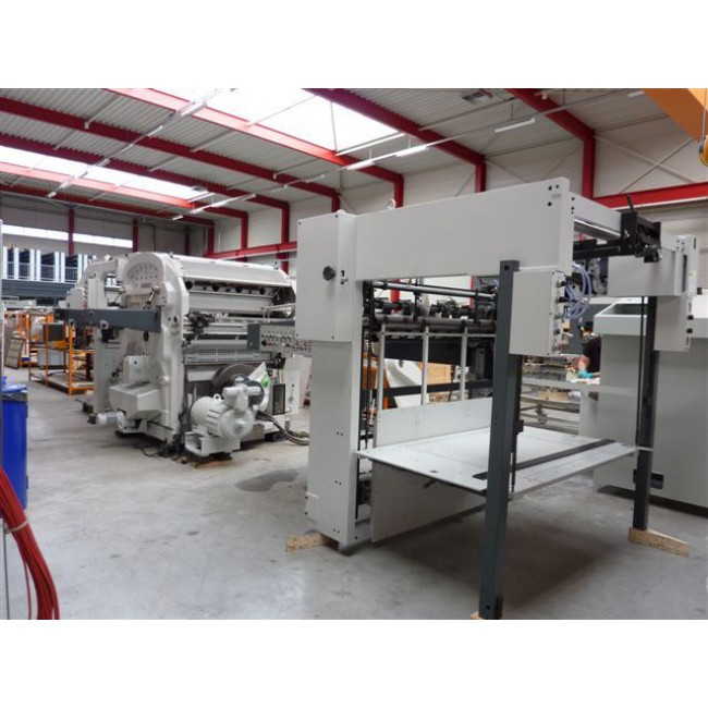 Sorry This Offer Is No Longer Available On Exapro Bobst SP 1260 E Die Cutter