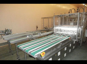 Roboxis Netherlands SP-04 Cheese production, wrapping and portioning machine