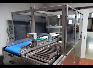 Groba HHDM-520-RR Cheese production, wrapping and portioning machine
