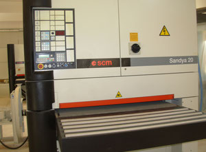 SCM MR2 NASTRI SANDYA 20 Wide belt sander