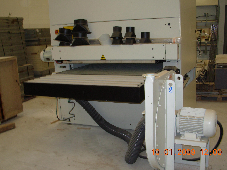 SCM 20RRT135 Sandya 20 Wide belt sander - Exapro