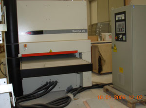 SCM 20RRT135 Sandya 20 Wide belt sander