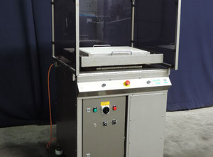 Used Groba HVED 350 Cheese production, wrapping and portioning machine