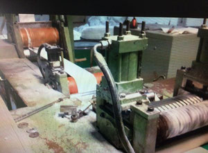 Used Nsc Schlumberger imat-nsc gc 12 Spinning - preparation machine