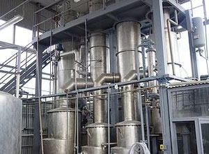 Used Anhydro Evaporator Plant with Thermal Vapor Recompression (TVR)