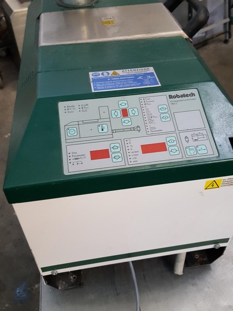ROBATECH Mod  CONCEPT 4/2 - Hotmelt melting unit used - Exapro