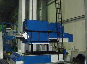 Desková vyvrtávačka CNC UNION BFP 130 CNC