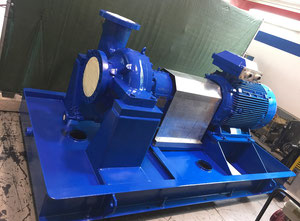 Used Abb-Flowserve 550 M3/H - KW 110 industrial pump