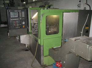 Index GS42 C axis Swiss type lathe