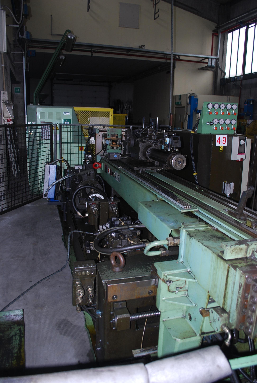 Curvadora de tubo blm 63 maquinas de segunda mano exapro for Curvadora de tubos segunda mano