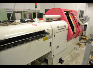 Gildemeister MF Sprint 65 Swiss type lathe