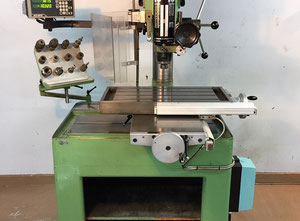Fehlmann P18 S Precision tapping drilling milling machine