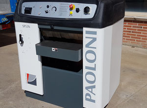 Paoloni SP53N Wood chipping machine