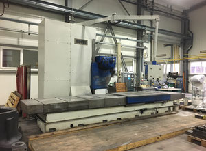 SHW UF 6 Horizontal milling machine