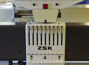 ZSK 172/8 One head / multi-heads embroidery machine