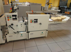 CP-BOURG BST 10/BST 10-D + AGR-T - PA-T gatherer / collator
