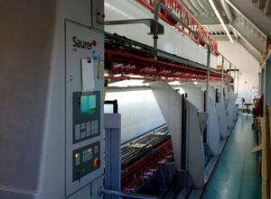 Saurer Saurer S-3040  15 Yards Embroidery machine